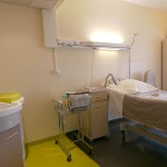 Une autre chambre de la maternité