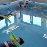 Préparation aquatique à l'accouchement